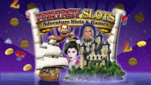 Fantasy Slots: Adventure Slots and Games