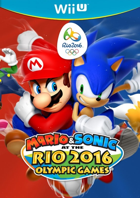 Mario & Sonic at the Rio 2016 Olympic Games Review (Wii U