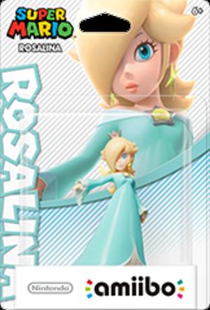 Rosalina amiibo Pack
