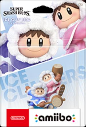 Ice Climbers amiibo Pack