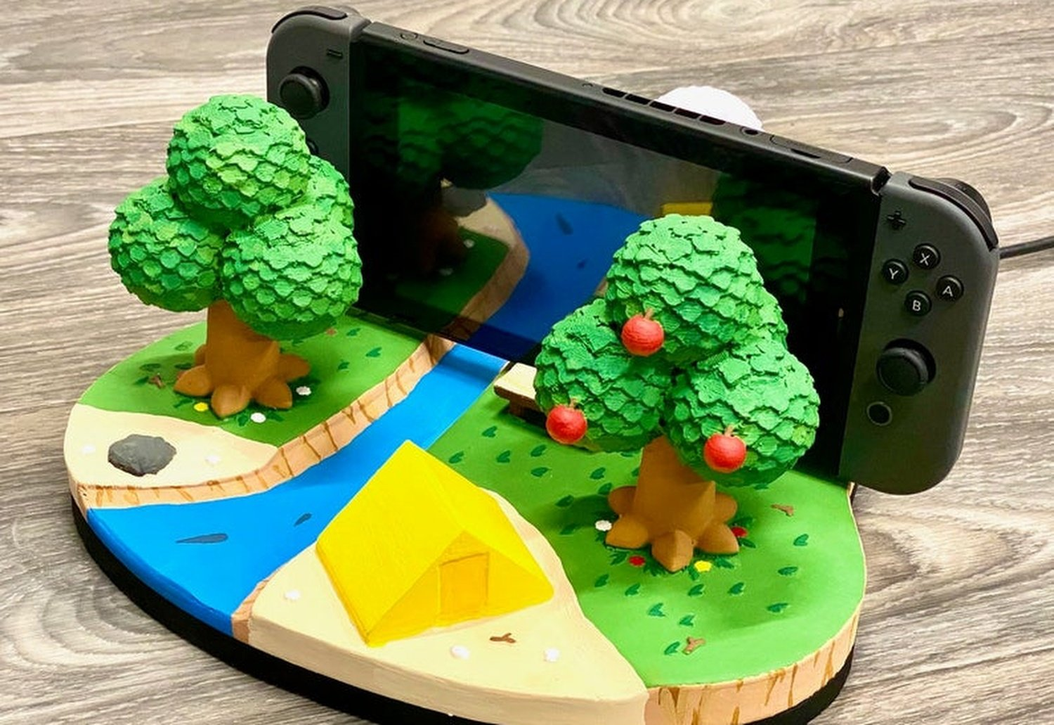 Play Animal Crossing New Horizons In Style With This Adorable