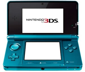 The 3DS offers physical controls and a touchscreen, as did the DS – the best of both worlds?