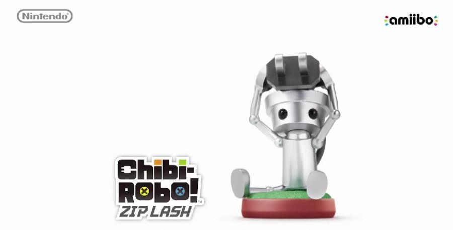 Chibi Robo Amiibo