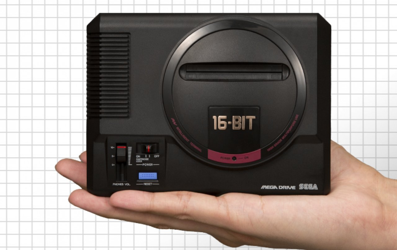 Sega Mega Drive Mini Launches Worldwide This September, 10 More Games Revealed Today
