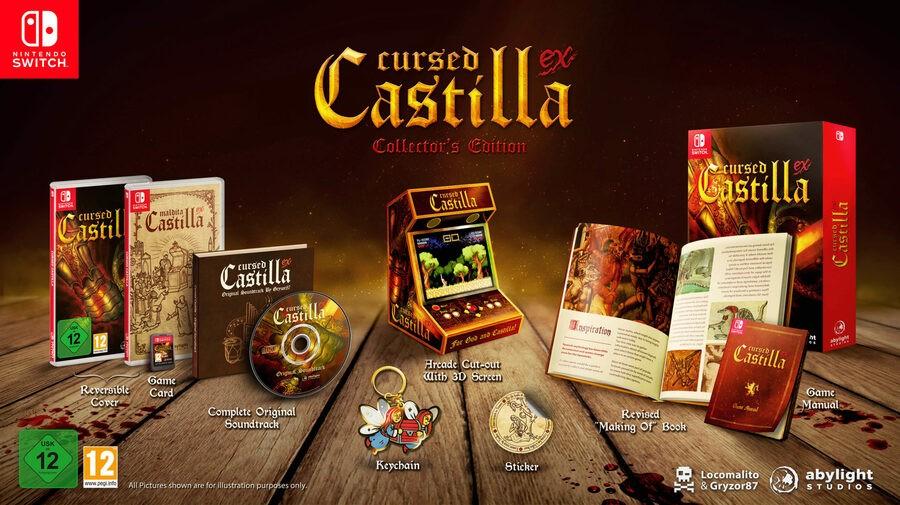 Cursed Castilla Limited Edition