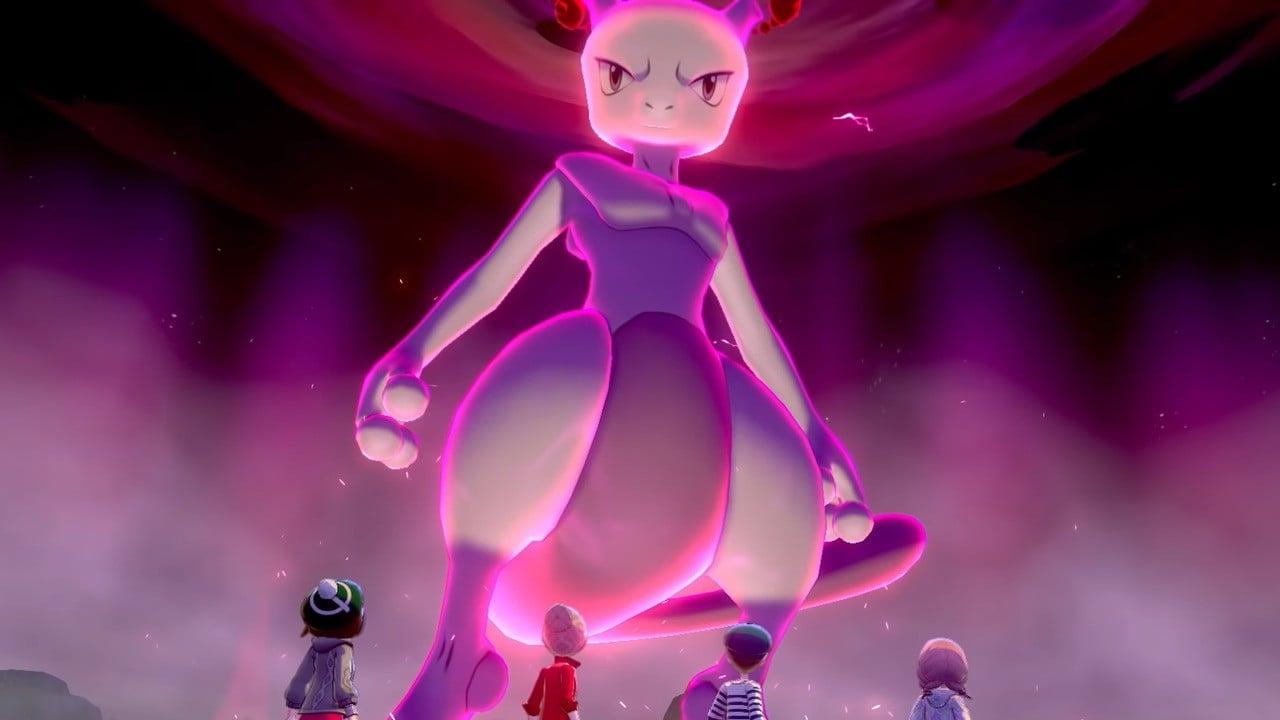 Mewtwo y los iniciadores de Kanto ahora aparecen en Pokémon Sword and Shield Max Raid Battles 17