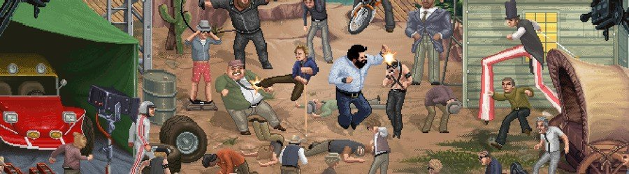 Bud Spencer & Terence Hill - Slaps and Beans (Switch eShop)