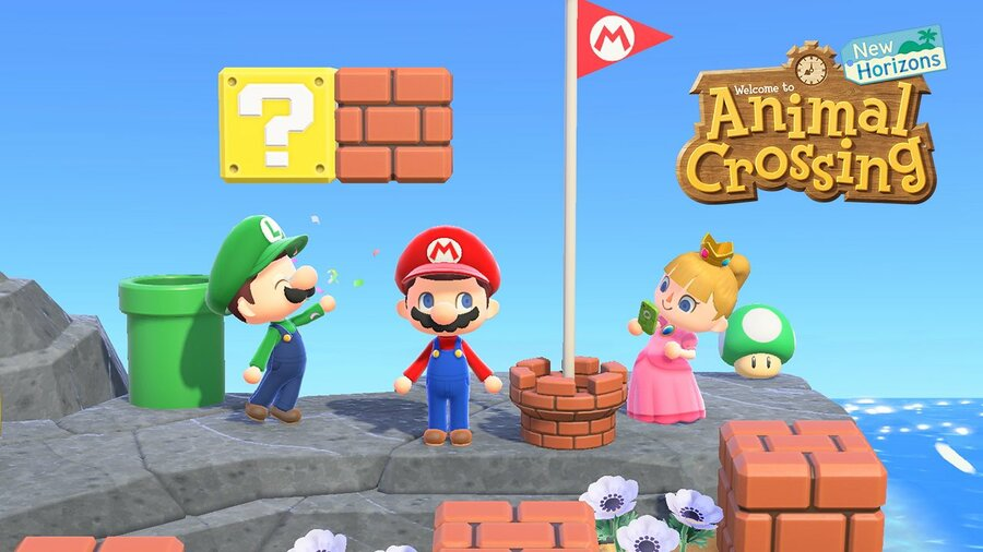 Animal Crossing Warp Pipe
