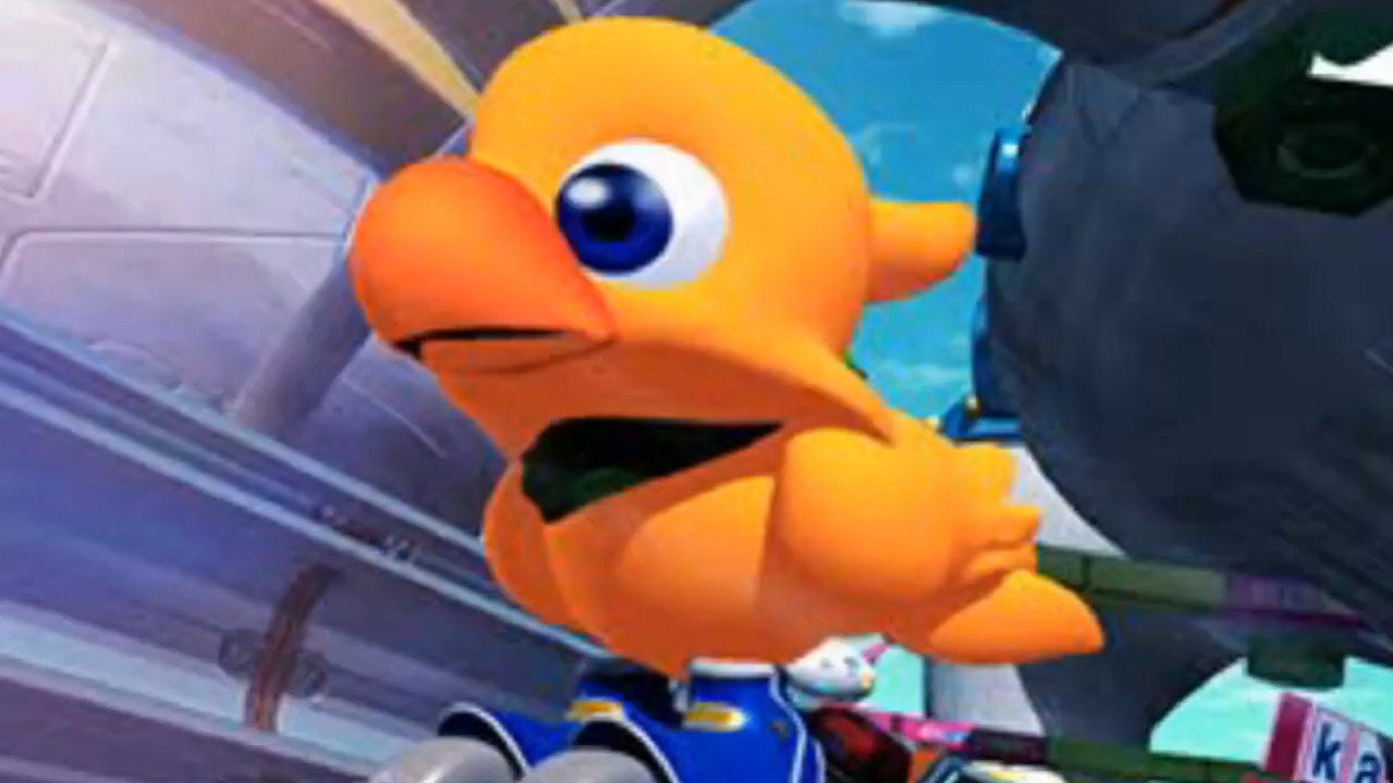 Final Fantasy's Chocobo Racing Might Be Making A Comeback