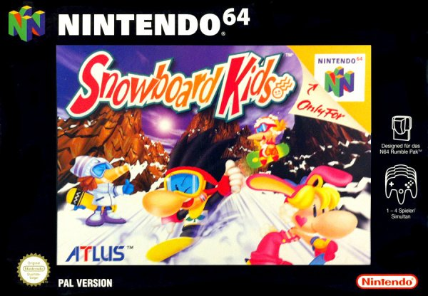Last Retro Game You Finished And Your Thoughts Snowboard-kids-cover.cover_large