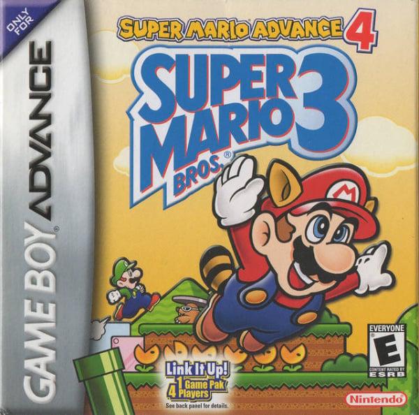 super mario bros gameboy advance gameplay