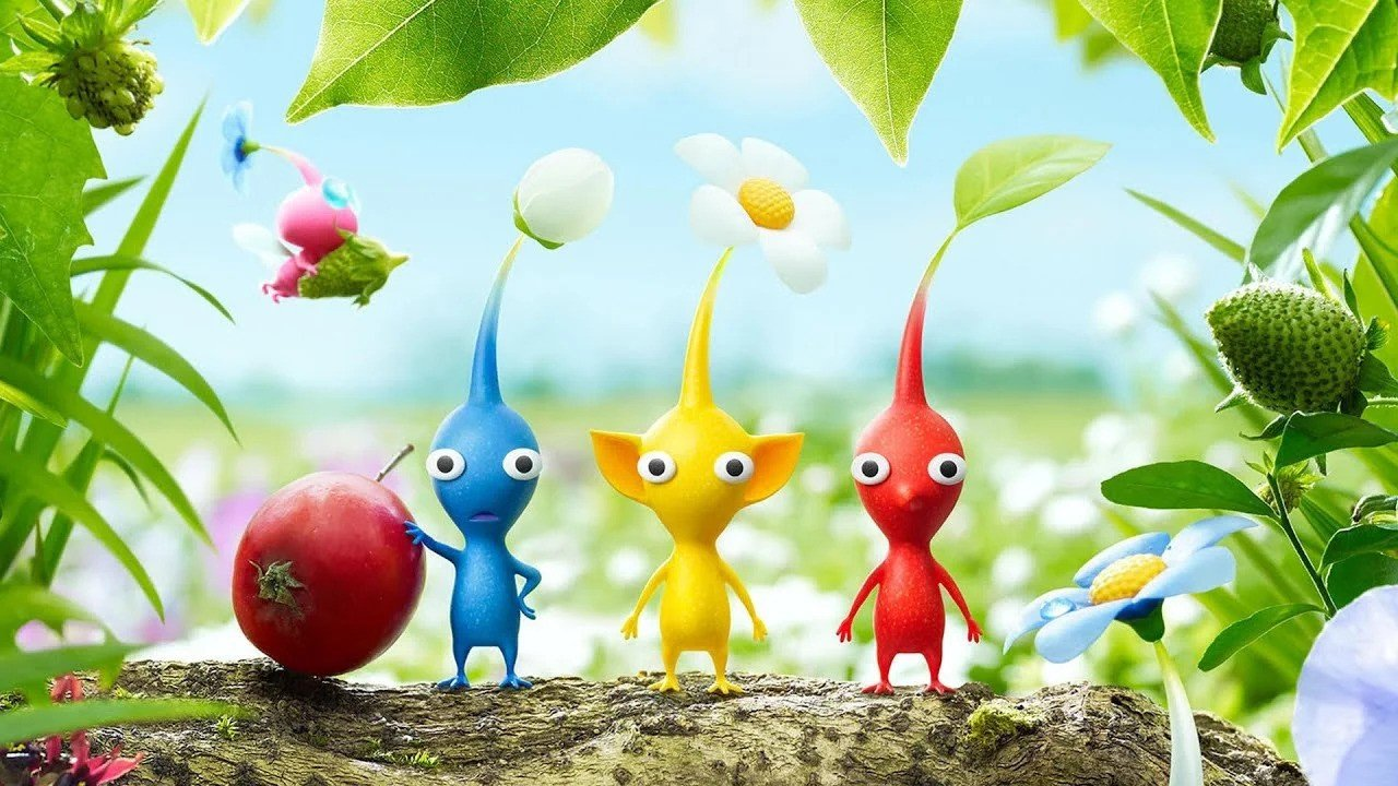 Nintendo Has Removed Pikmin 3 From The Wii U eShop Ahead Of The Switch Release