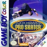 Pro Skater by Tony Hawk (GBC)