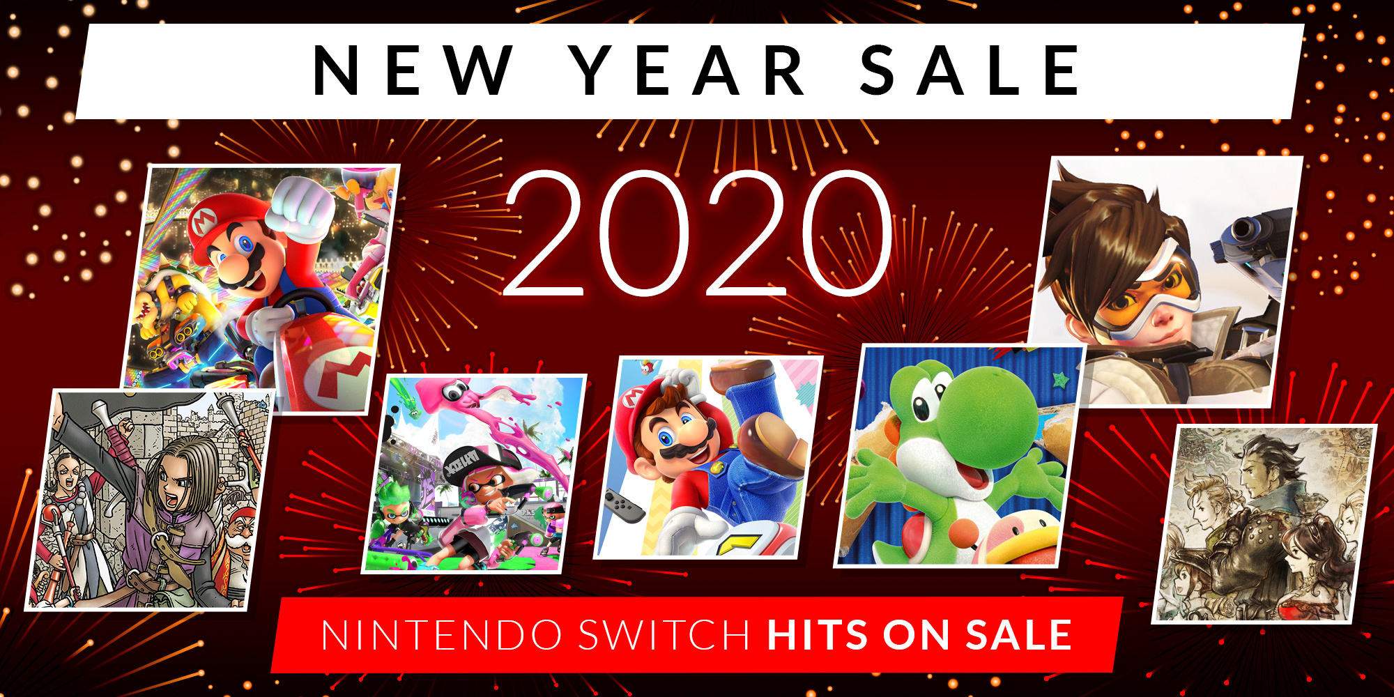 Reminder: Nintendo's New Year Switch Sale Ends Today, Up To 40% Off Major Games (Europe)