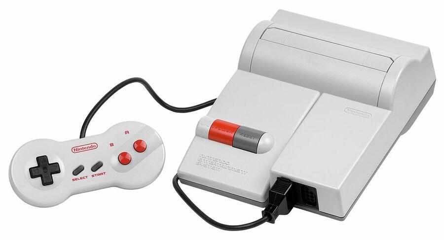 NES-101 / AV Famicom
