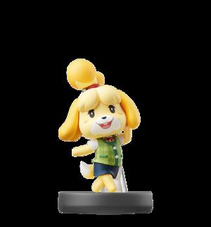 Isabelle amiibo