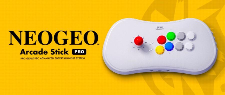 Neo Geo Arcade Stick Pro
