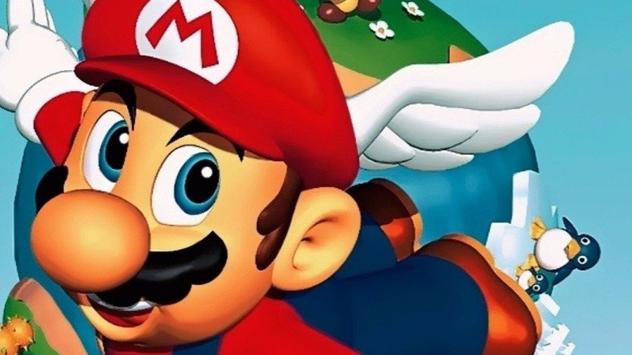 Super Mario 64 IMG Cropped
