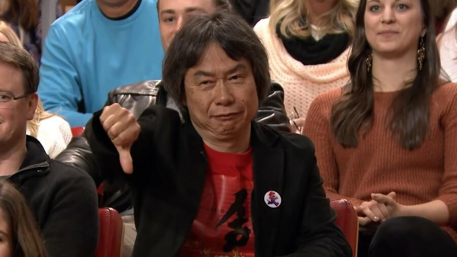 Miyamoto on Jimmy Fallon