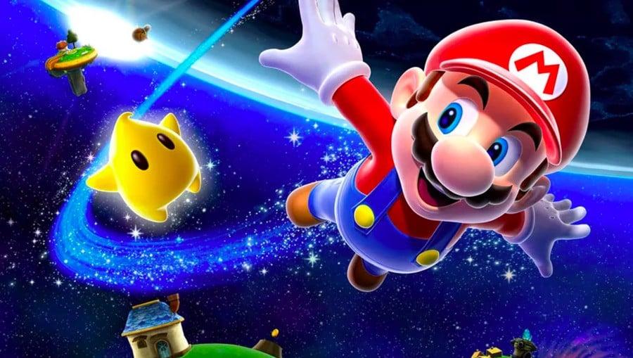 Super Mario 128 would inspire titles like Super Mario Galaxy