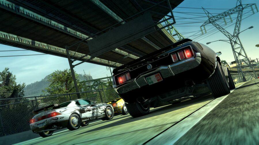 Burnout Paradise Remastered (Electronic Arts)