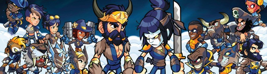 Brawlhalla (Switch eShop)