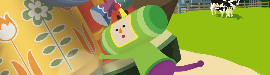Katamari Damacy REROLL (Switch eShop)