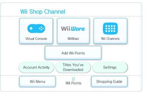 Reward coins only available on a Wii console