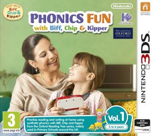 Phonics Fun with Biff, Chip & Kipper: Vol. 1