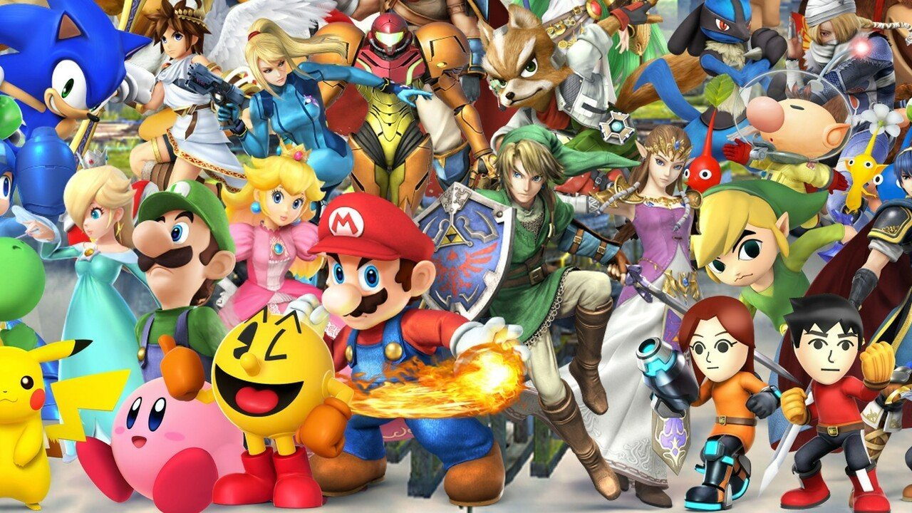 Best Super Smash Bros  Games Of All Time - Feature