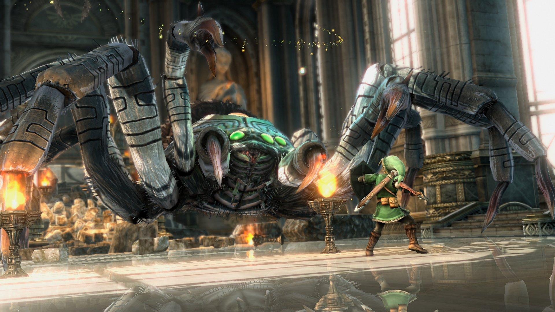 Aonuma: Wii U Zelda Is All About