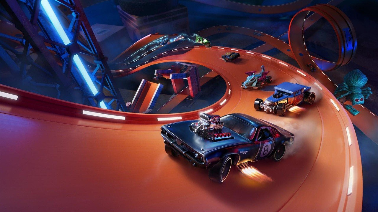 A New Hot Wheels Game Looks Like It Might Be Unleashed On Nintendo Switch - Nintendo Life