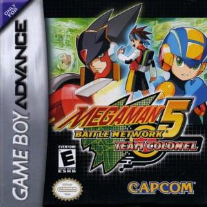Mega Man Battle Network 5: Team Colonel & Protoman