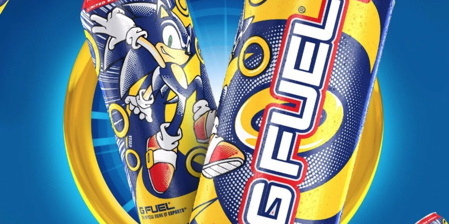Sonic G Fuel Drink