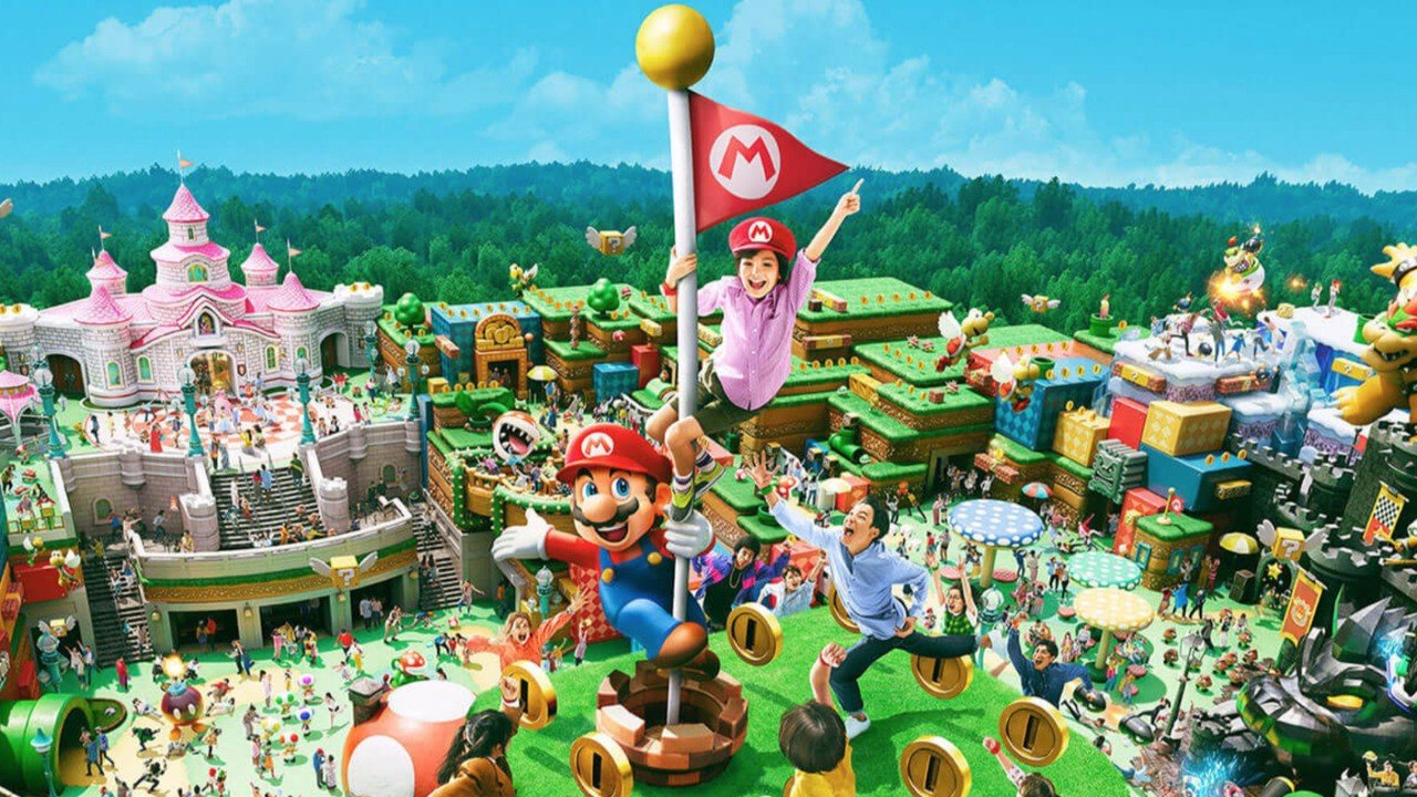 Super Nintendo World Could Be Forced To Close Just One Month After Opening