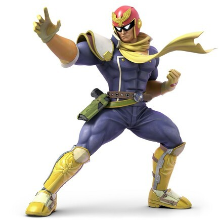 11. Captain Falcon