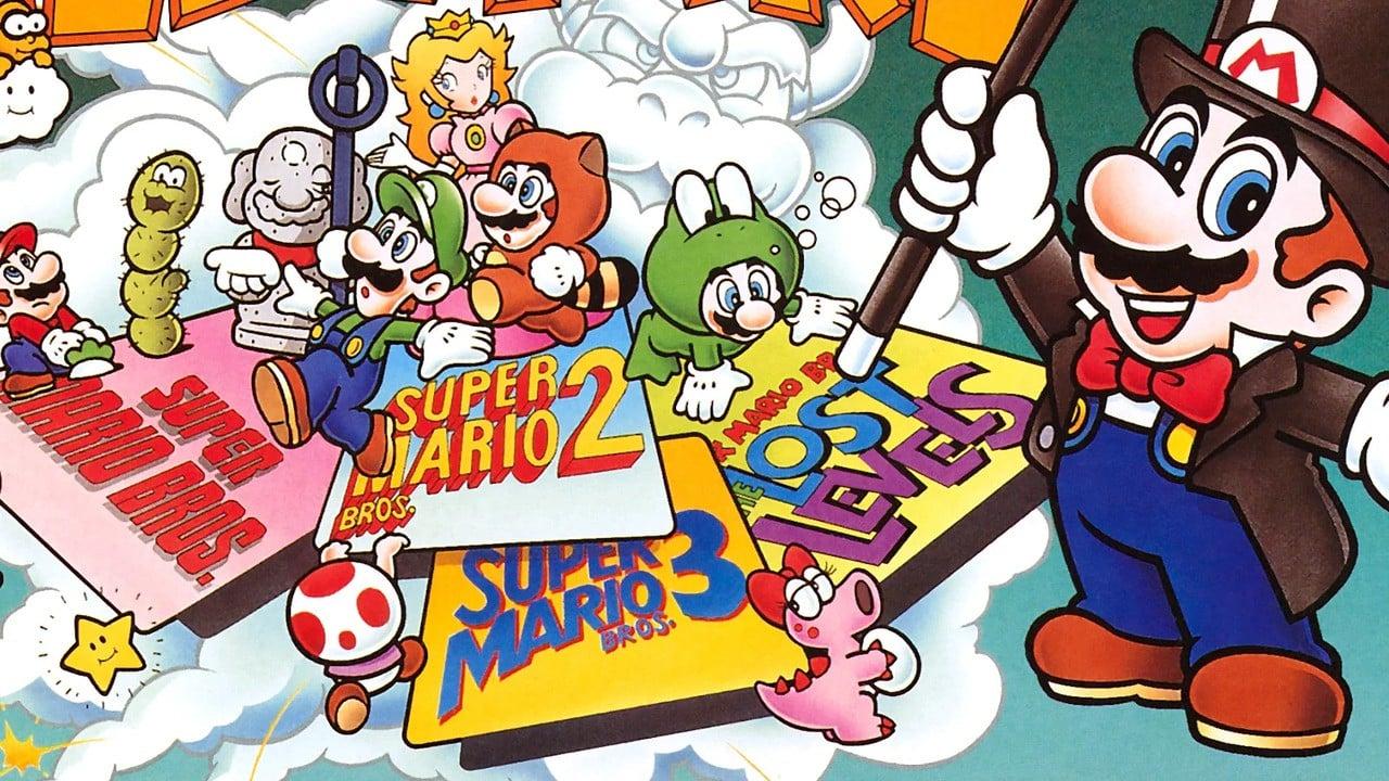 Reminder: Unlock A Super Mario All-Stars Theme In Tetris 99 This Week