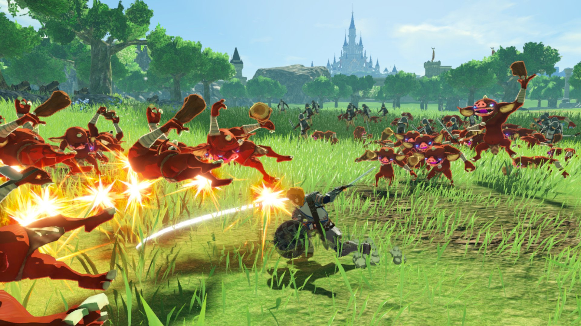 Hyrule Warriors Age Of Calamity Uk Launch Sales Are Nearly 324 Bigger Than Original Nintendo Life
