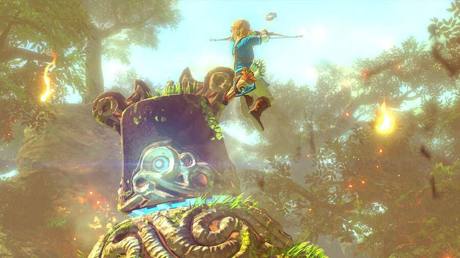 Talking Point: The Legend of Zelda on Wii U May Benefit From