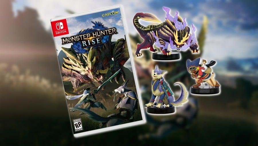 Monster Hunter Rise Précommande