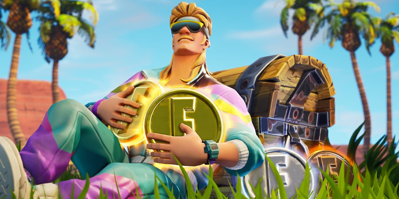 Epic Games Closes 1 25 Billion Investment Deal Thanks To Success Of