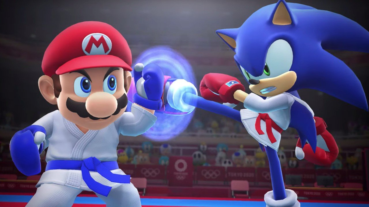 Video: Check Out Mario & Sonic At The Olympic Games Tokyo 2020's Opening Movie