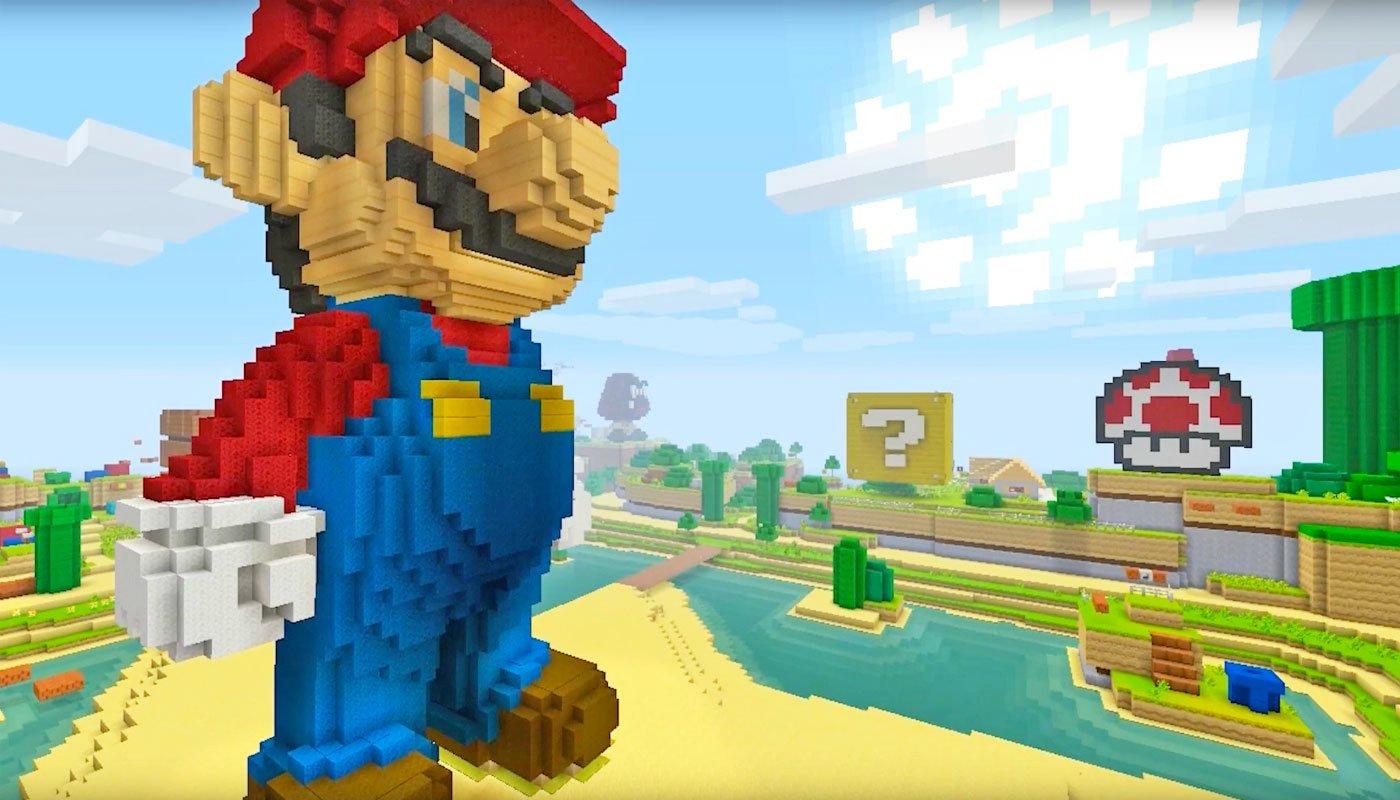Minecraft: Wii U Edition Gets Its Last Ever Update, Developer 4J
