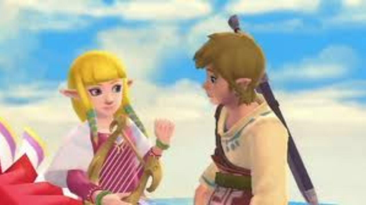 Zelda and Link's Romance in Skyward Sword - Feature ...