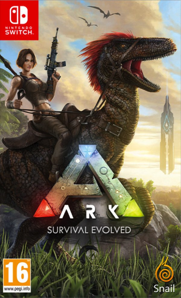 Ark: Survival Evolved Review (Switch) | Nintendo Life
