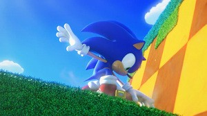 Sonic Lost World is the only Nintendo title listed