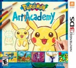 Pokémon Art Academy (3DS)