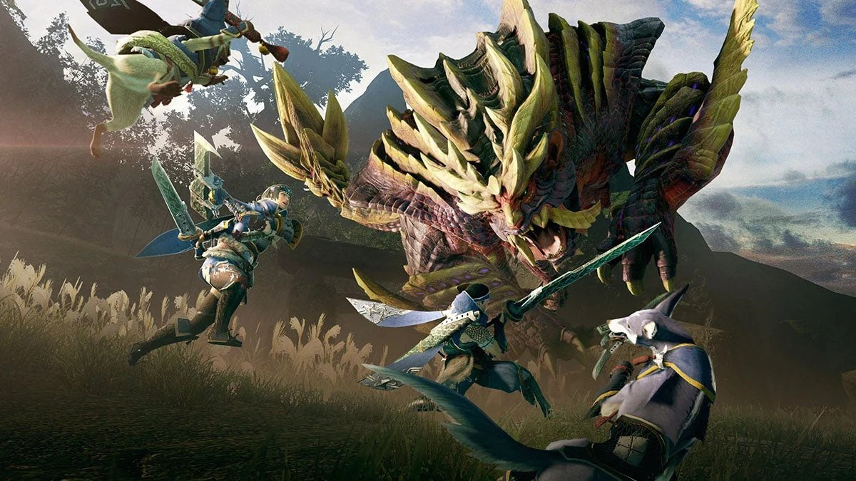 Monster Hunter Rise Has Already Shipped Five Million Units Worldwide