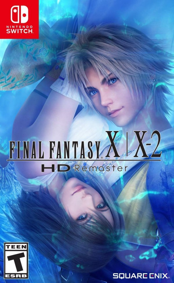 Final Fantasy X   X-2 HD Remaster Review (Switch)   Nintendo Life
