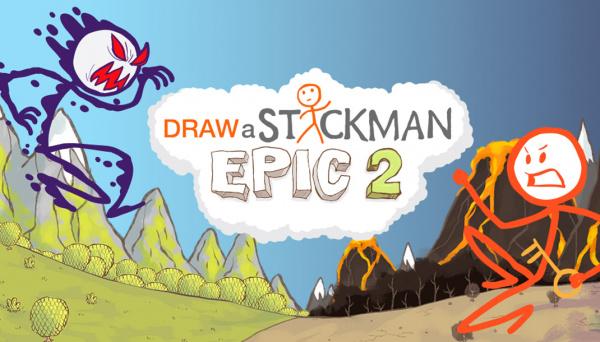 Draw A Stickman Epic 2 Review Switch Eshop Nintendo Life